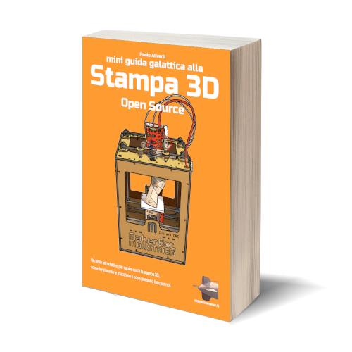 Copertina stampa 3D