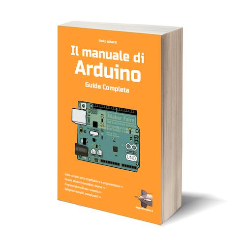 Il manuale di arduino gratis